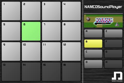 Namco music01
