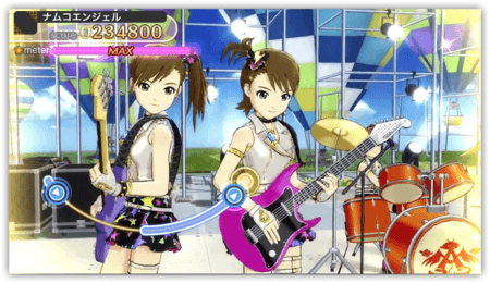 DropShadow ~ idolmaster12th  mini
