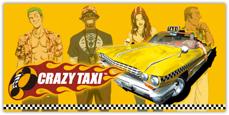 DropShadow ~ crazytaxi titleth  mini