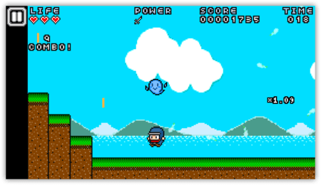 DropShadow ~ ninja striker03th  mini