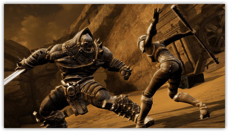 DropShadow ~ infinityblade3 02th  mini