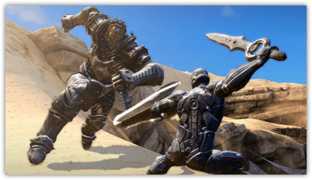 DropShadow ~ infinityblade3 04th  mini