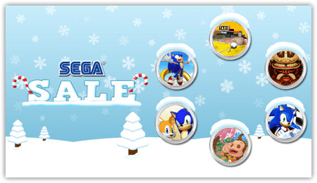 Th DropShadow ~ sega sale title