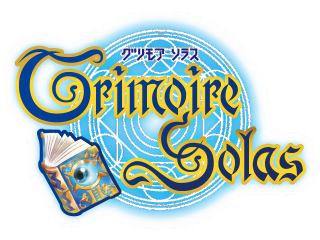Grimoiresolas logo