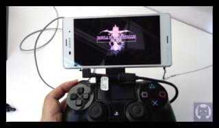 [TGS2014]PS4 & Xperia Z3のPS4リモートでFINAL FANTASY零式 HDをプレイしたのだ!