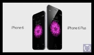 iPhone6/iPhone6 Plus発表!Plusは5.5inchでRetina HD搭載で9/19発売!