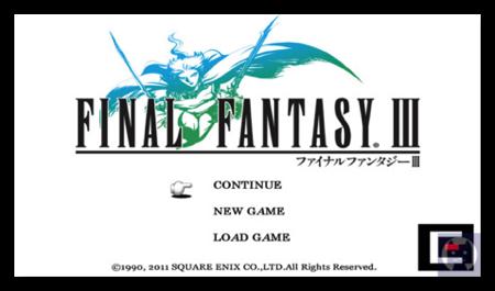 FINAL FANTASY III 002
