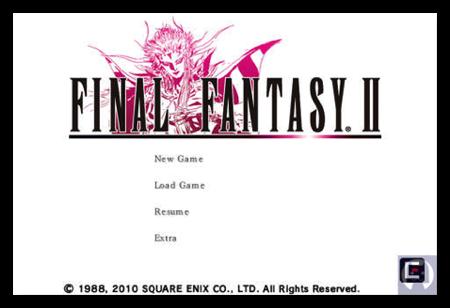 FINAL FANTASY II 001