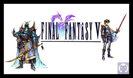 FINAL FANTASY V 001