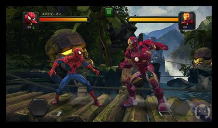 Marvelオールスターバトル 2 002