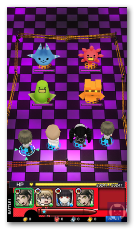 ダンガンロンパ Unlimited Battle 1 028