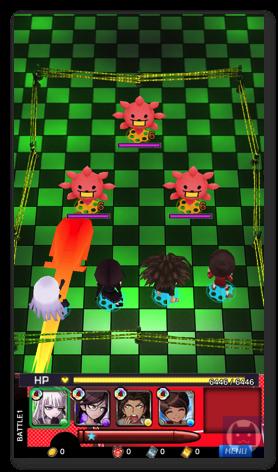 ダンガンロンパ Unlimited Battle 1 003