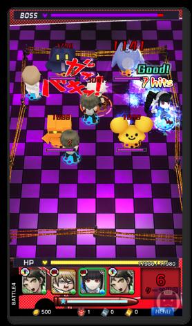 ダンガンロンパ Unlimited Battle 1 020
