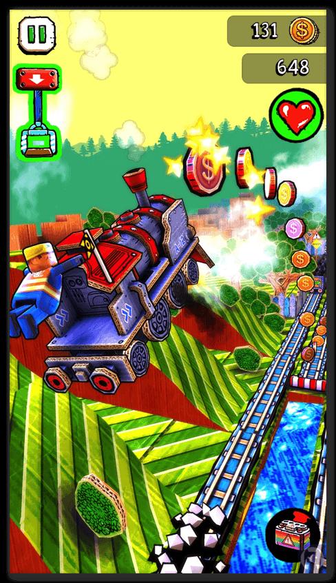 Paper train rush 3 002
