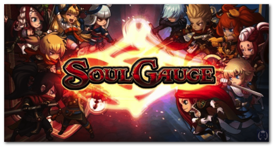 SOUL GAUGE 1 002