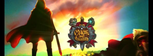 Mage & Minions レビュー ディアブロ好きなら楽しめるダークファンタジーRPG!